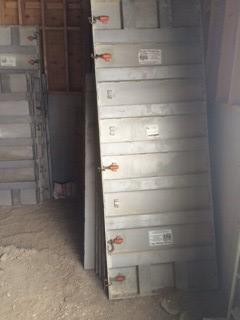 340 3 X8 Panels Lots Of Filler Pieces Concrete Form
