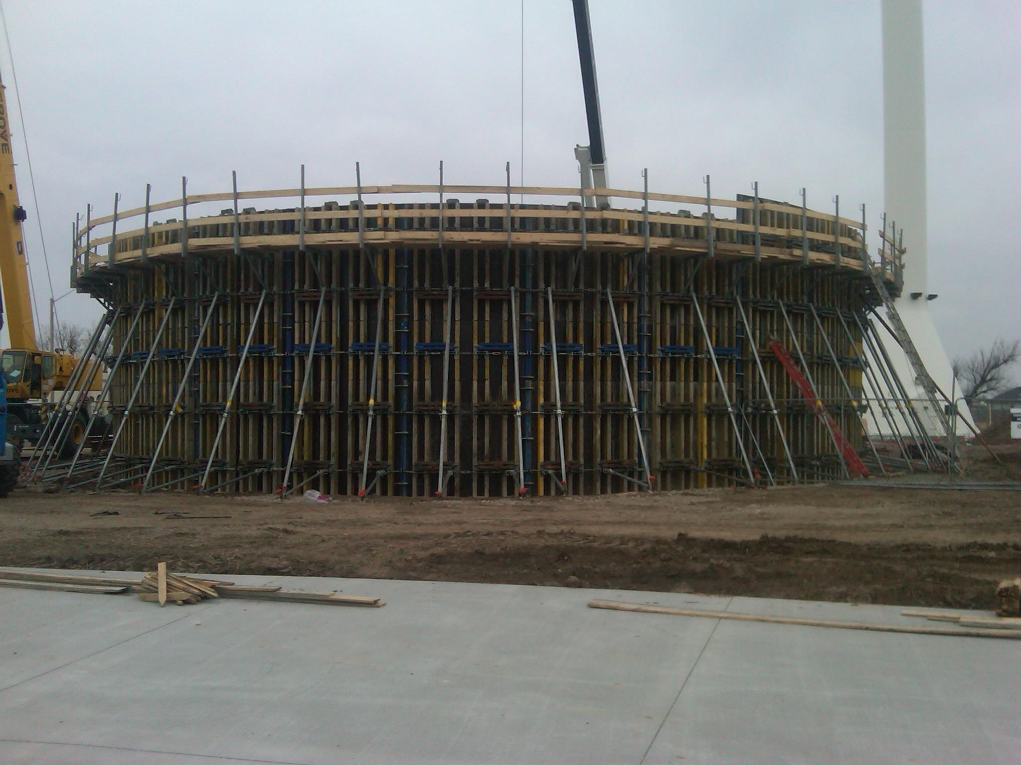 Doka Circular H 20 Price Reduction Concrete Form Exchange